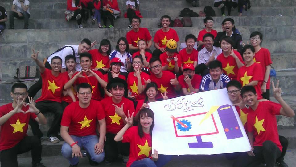 Hội thi OLYMPIC các môn khoa học Mác Lê Nin và tư tưởng Hồ Chí Minh 2015 - ảnh 1