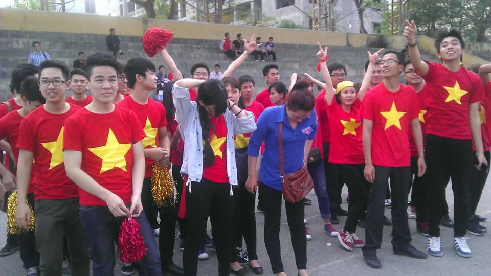 Hội thi OLYMPIC các môn khoa học Mác Lê Nin và tư tưởng Hồ Chí Minh 2015 - ảnh 2