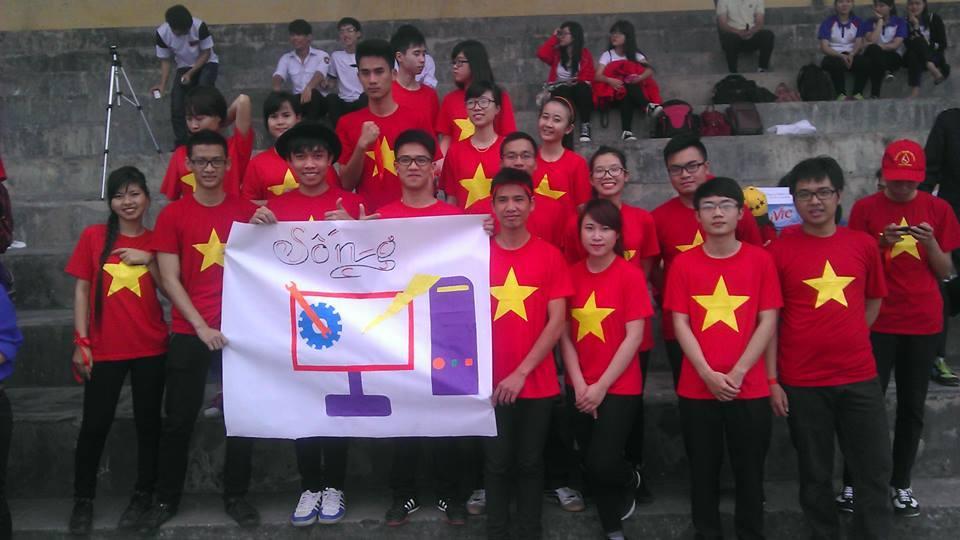 Hội thi OLYMPIC các môn khoa học Mác Lê Nin và tư tưởng Hồ Chí Minh 2015 - ảnh 9