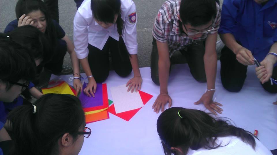 Hội thi OLYMPIC các môn khoa học Mác Lê Nin và tư tưởng Hồ Chí Minh 2015 - ảnh 11