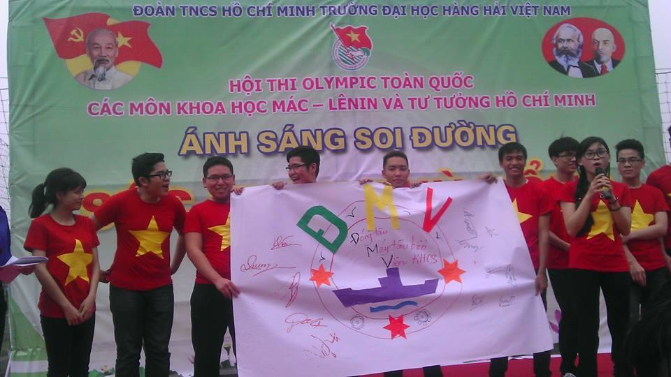 Hội thi OLYMPIC các môn khoa học Mác Lê Nin và tư tưởng Hồ Chí Minh 2015 - ảnh 12