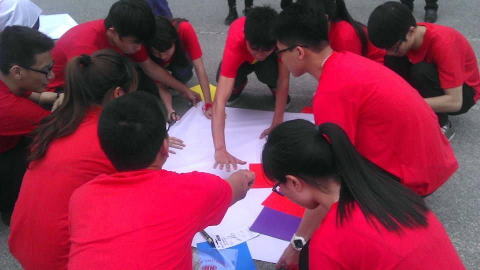 Hội thi OLYMPIC các môn khoa học Mác Lê Nin và tư tưởng Hồ Chí Minh 2015 - ảnh 14