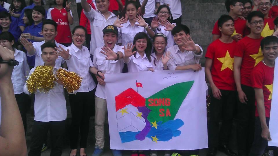 Hội thi OLYMPIC các môn khoa học Mác Lê Nin và tư tưởng Hồ Chí Minh 2015 - ảnh 15