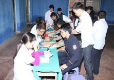"""Tháng thanh niên 2015: Ngày Hội hiến máu tình nguyện """"CHỦ NHẬT HỒNG"""""""