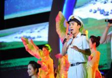 Hành trình bài ca sinh viên 2015 dừng chân tại Đại học Hàng hải Việt Nam