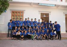 Sinh viên khoa Kinh tế tham gia TÌNH NGUYỆN MÙA HÈ XANH 2015 tại Đồ Sơn