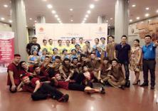 Đội VNXK đạt HCV hội diễn nghệ thuật chào mừng 70 năm truyền thống ngành GTVT