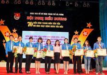 Đoàn TNCS Hồ Chí Minh trường ĐH Hàng hải Việt Nam được Ủy Ban Nhân Dân Thành Phố tặng bằng khen vì có thành tích xuất sắc trong Phong trào Thi đua yêu nước giai đoạn 2010 - 2015