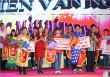 """Hội diễn văn nghệ """"Sắc màu đất Việt """" năm 2015"""