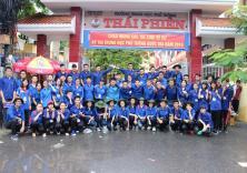 Đoàn TNCS Hồ Chí Minh trường ĐH Hàng hải Việt Nam triển khai chương trình Tiếp sức mùa thi năm 2016