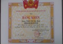 Đoàn trường ĐH Hàng hải Việt Nam nhận danh hiệu đơn vị xuất sắc năm học 2015 - 2016