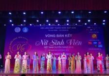 """Nữ sinh ĐH Hàng hải Việt Nam vào Chung kết Cuộc thi """"Nữ sinh viên Việt Nam duyên dáng 2016"""""""