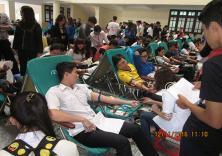 """Ngày hội hiến máu tình nguyện """"Thứ bảy hồng"""" (tháng 11 năm 2016)"""
