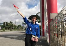 Phạm Thị Hồng Mai - Tấm gương trong phong trào tình nguyện