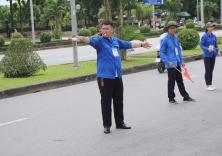 Lê Thái Nhật - Tấm gương sinh viên tình nguyện