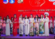 Sơ khảo khu vực Hải Phòng Cuộc thi Hoa khôi Sinh viên Việt Nam năm 2018