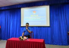 Hội nghị Tuyên truyền, phổ biến nội dung Luật An ninh mạng 2018