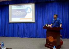 Hội nghị tuyên truyền, quán triệt, triển khai Nghị quyết Đại hội Hội Sinh viên các cấp nhiệm kỳ 2018 - 2023