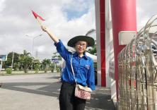 Điển hình thanh niên tiên tiến làm theo lời Bác: Đoàn viên sinh viên Phạm Thị Hồng Mai - Liên chi đoàn khoa Quản trị -Tài chính