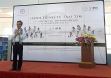 """Tọa đàm về khởi nghiệp với chủ đề  """"Hành trình từ trái tim: Hành trình lập chí vĩ đại - Khởi nghiệp kiến quốc cho 30 triệu thanh niên Việt"""""""