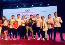Đội tuyển SV Nhà trường đạt giải Ba tại Hội thi Sơ cấp cứu Chữ thập Đỏ giỏi thành phố Hải Phòng năm 2019