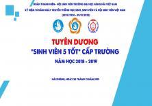 Lễ Kỷ niệm 70 năm ngày truyền thống học sinh, sinh viên Việt Nam (09/01/1950-09/01/2020)