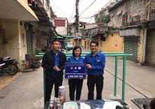 Hỗ trợ khởi công và khánh thành sân chơi cho thiếu nhi tại Quận Lê Chân